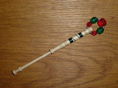 Wired Long Neck Lace Bobbin