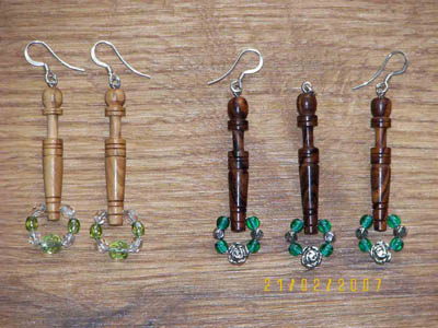 Earings and Pendants
